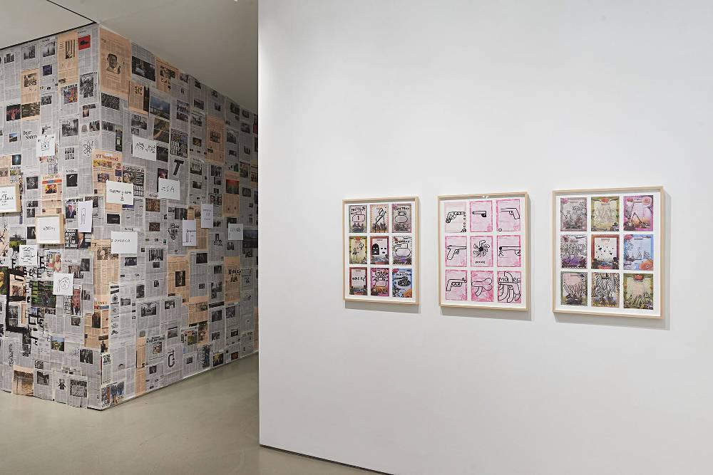 Jane Lombard Gallery Dan Perjovschi 5