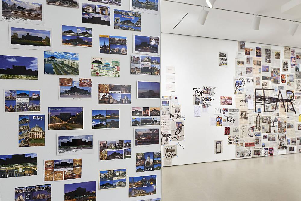 Jane Lombard Gallery Dan Perjovschi 6