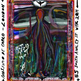 Josh Smith: I Will Carry The Weight @Massimo De Carlo, London, London  - GalleriesNow.net