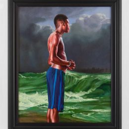 Kehinde Wiley: In Search Of The Miraculous @Stephen Friedman Gallery, London  - GalleriesNow.net
