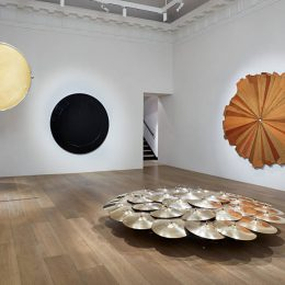 Terry Adkins: The Smooth, The Cut, and The Assembled @Lévy Gorvy New York, New York  - GalleriesNow.net