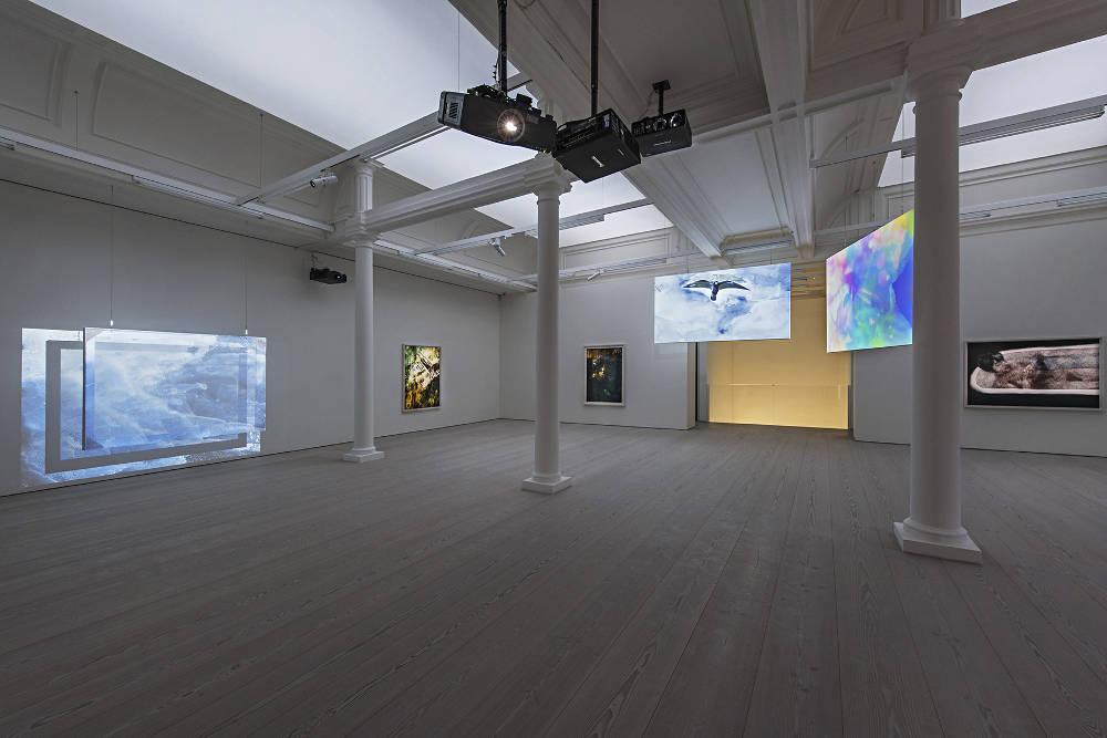 Marian Goodman Gallery London Matt Saunders 1