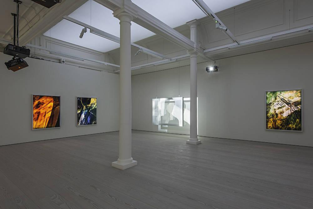 Marian Goodman Gallery London Matt Saunders 3
