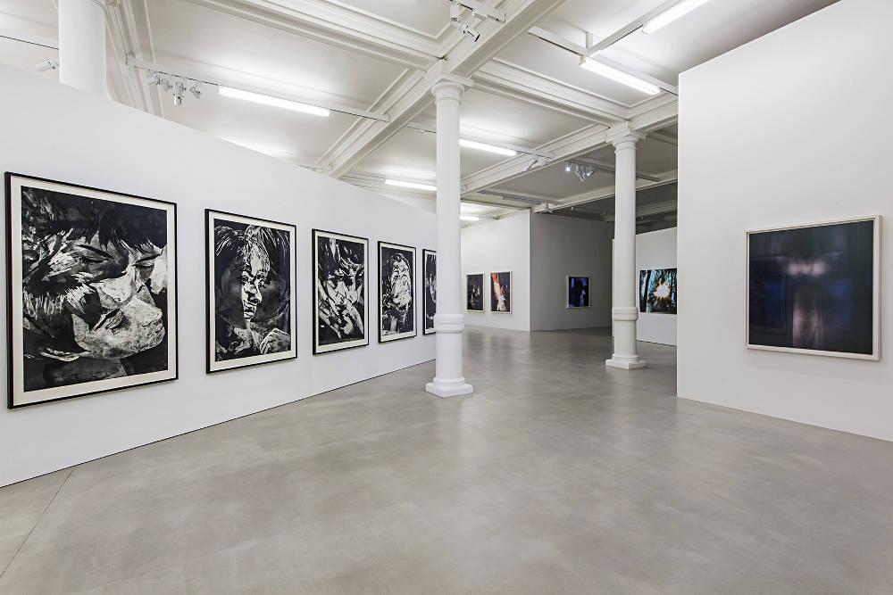 Marian Goodman Gallery London Matt Saunders 4
