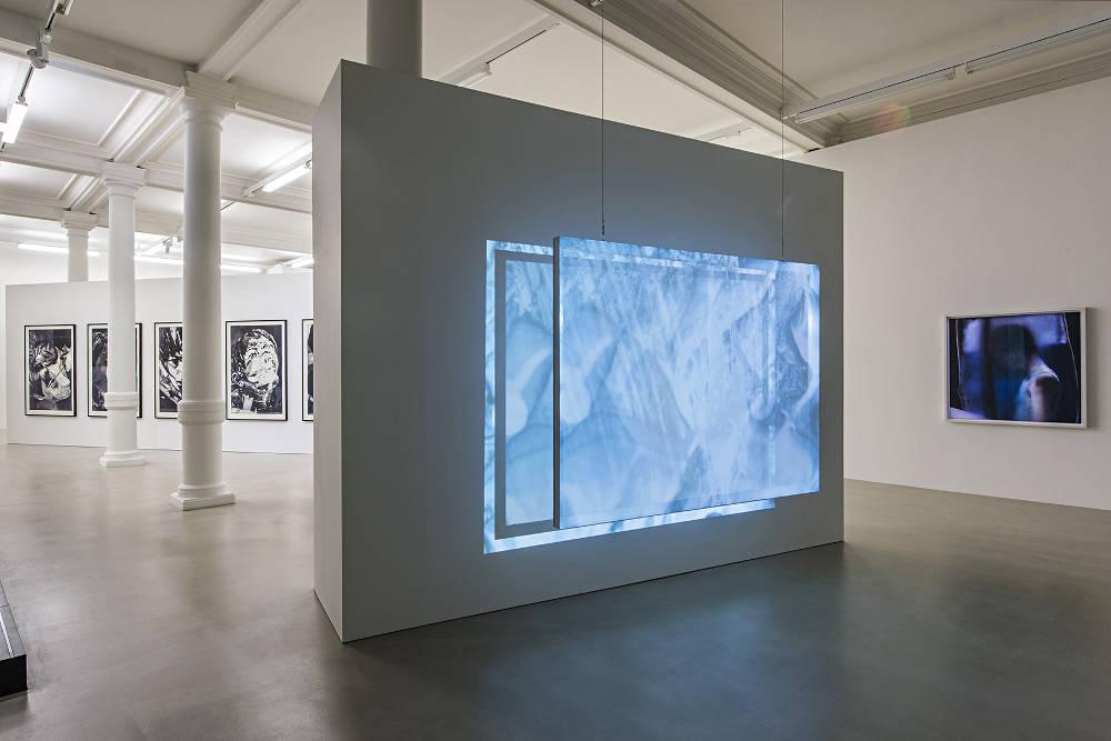 Marian Goodman Gallery London Matt Saunders 6