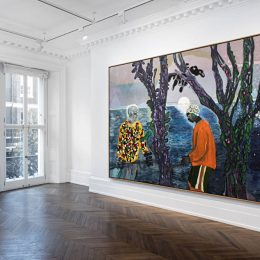 Peter Doig @Michael Werner Gallery, Mayfair, London  - GalleriesNow.net