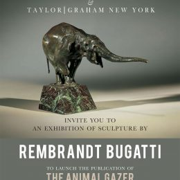 Rembrandt Bugatti @Taylor|Graham, New York  - GalleriesNow.net