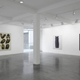 Here & There: Paintings by Lisa Milroy @Parasol unit foundation for contemporary art, London  - GalleriesNow.net
