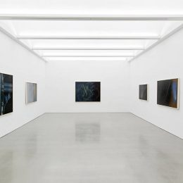 Hans Hartung: A Constant Storm. Works from 1922 to 1989 @Perrotin, New York, New York  - GalleriesNow.net