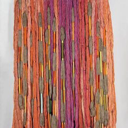 Sheila Hicks. Lignes de vies @Centre Pompidou, Paris  - GalleriesNow.net