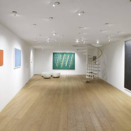 Piero Dorazio: Chromatic Fantasies (1948-82) @Tornabuoni Art London, London  - GalleriesNow.net