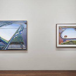 California Landscapes: Richard Diebenkorn | Wayne Thiebaud @Acquavella Galleries, New York  - GalleriesNow.net