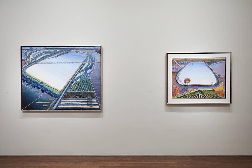 Acquavella Galleries California Landscapes 1