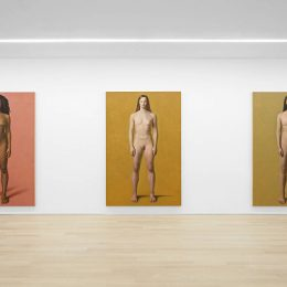 Kurt Kauper: Women @Almine Rech Gallery New York, New York  - GalleriesNow.net