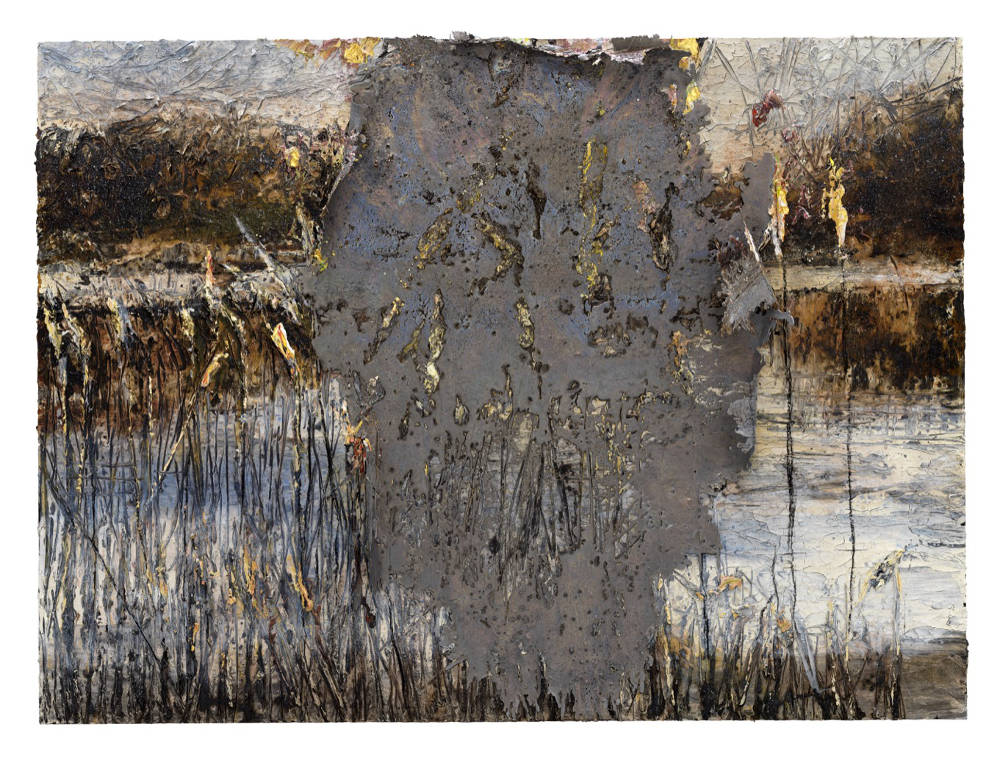 Anselm Kiefer F 252 R Andrea Emo At Galerie Thaddaeus Ropac