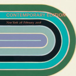 Contemporary Edition @Christie's New York, New York  - GalleriesNow.net