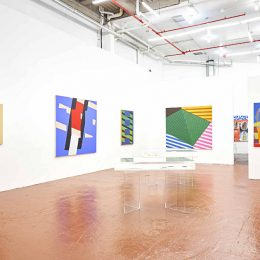 Oli Sihvonen: Kinetic Energy @David Richard Gallery, New York  - GalleriesNow.net