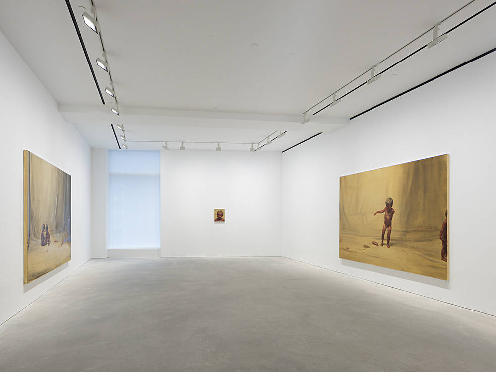 David Zwirner Hong Kong Michael Borremans 3