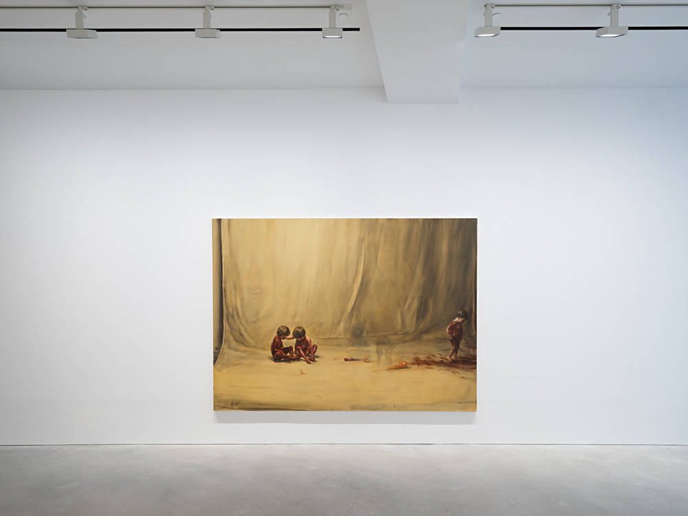 David Zwirner Hong Kong Michael Borremans 4