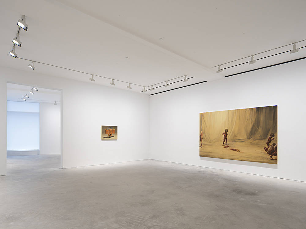 David Zwirner Hong Kong Michael Borremans 6