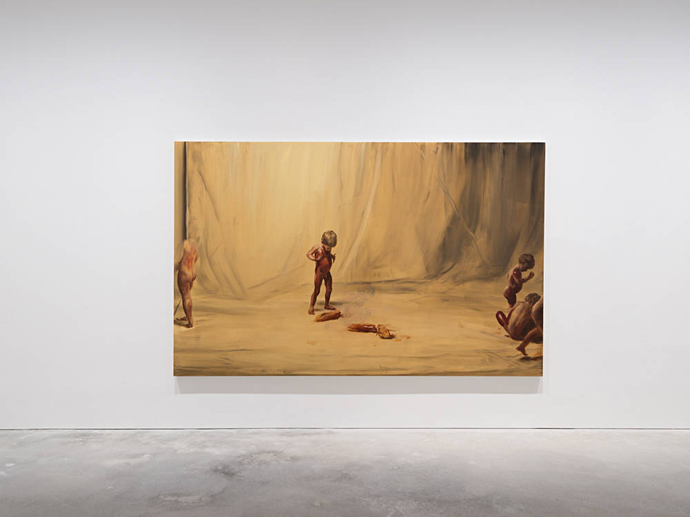 David Zwirner Hong Kong Michael Borremans 7