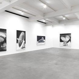 Vera Lutter: Turning Time @Gagosian Britannia St, London  - GalleriesNow.net