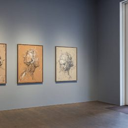 Glenn Brown: Come to Dust @Gagosian Grosvenor Hill, London  - GalleriesNow.net
