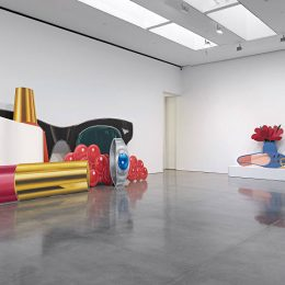 Tom Wesselmann: Standing Still Lifes @Gagosian West 24th St, New York  - GalleriesNow.net