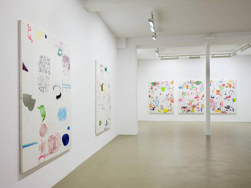 Galerie Chantal Crousel Jose Maria Sicilia 1