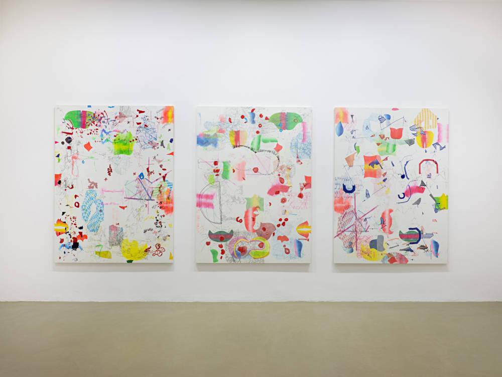 Galerie Chantal Crousel Jose Maria Sicilia 2