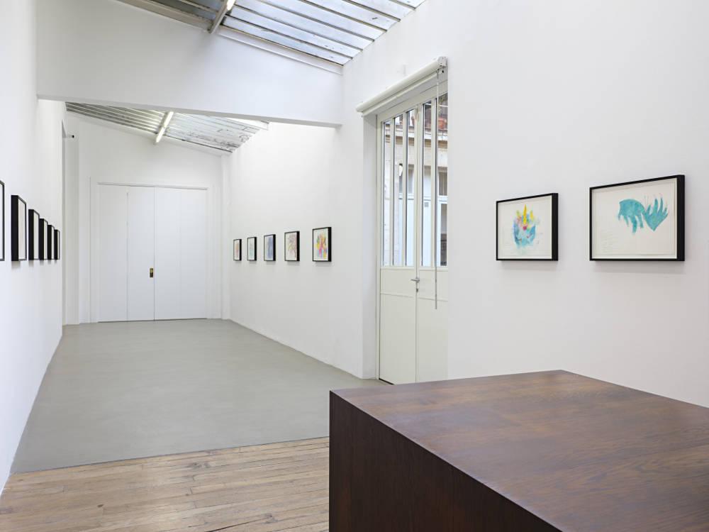 Galerie Chantal Crousel Jose Maria Sicilia 6