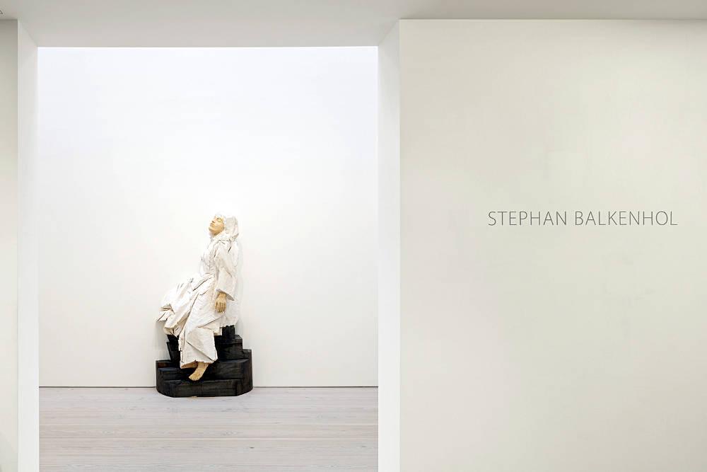 Galerie Forsblom Stephan Balkenhol