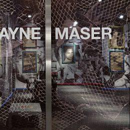 Wayne Maser: Wayne's World @Galerie Gmurzynska St. Moritz, St. Moritz  - GalleriesNow.net