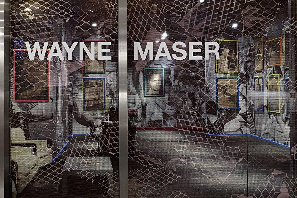 Galerie Gmurzynska St Moritz Wayne Maser 1