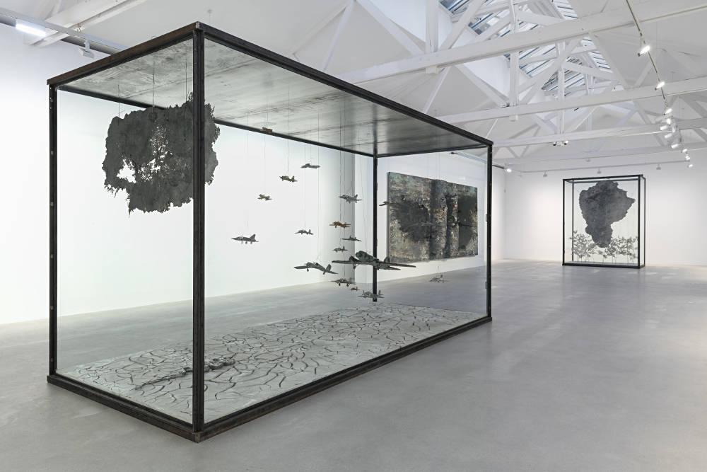 Galerie Thaddaeus Ropac Pantin Anselm Kiefer 3