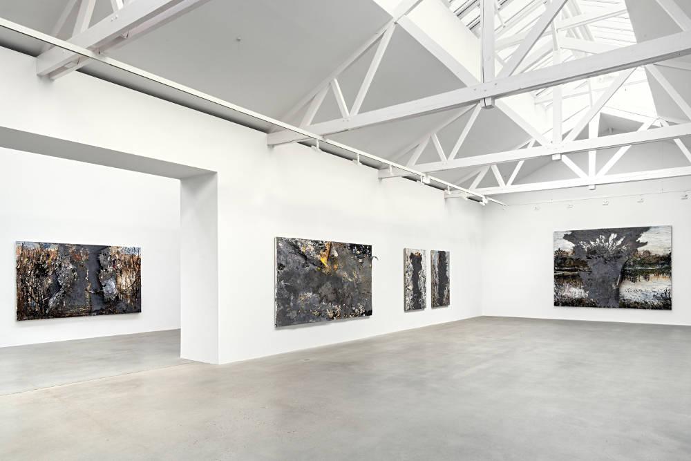 Galerie Thaddaeus Ropac Pantin Anselm Kiefer 4