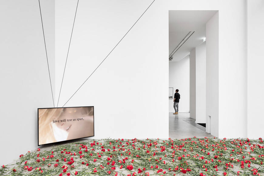 Galerie Thomas Schulte Alexey Vanushkin