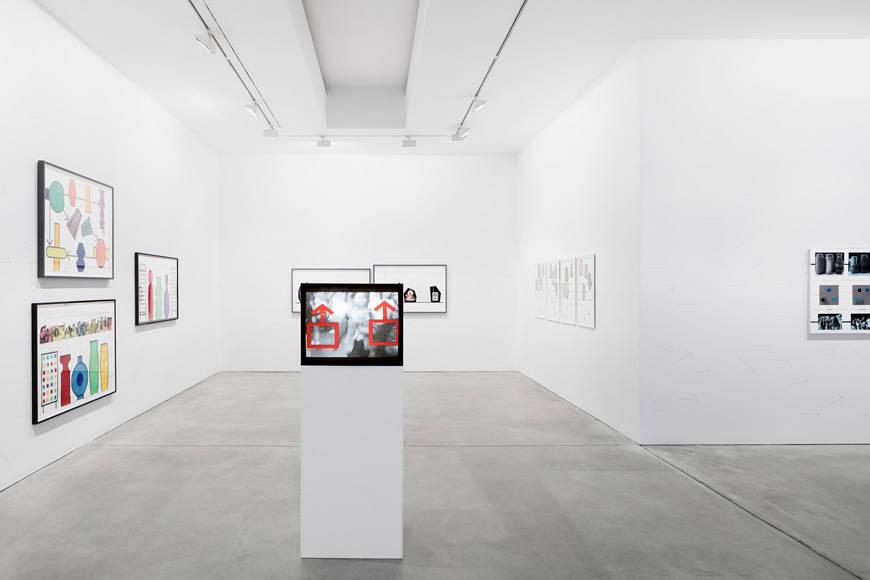 Galerie Thomas Schulte Stephen Willats