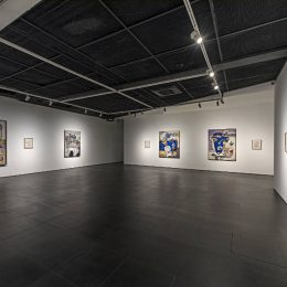 Kwak Duck-Jun: Paintings of the 1960s - A Piercing Gaze @Gallery Hyundai, Seoul  - GalleriesNow.net