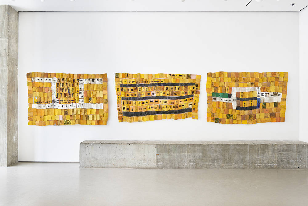 Jane Lombard Gallery Serge Attukwei Clottey 1