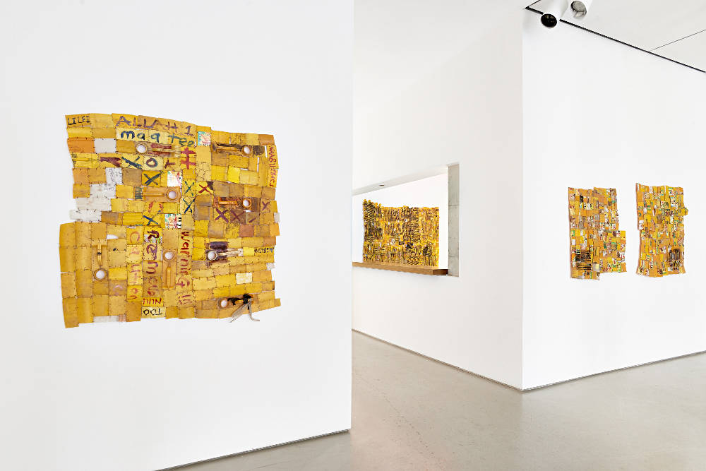 Jane Lombard Gallery Serge Attukwei Clottey 2