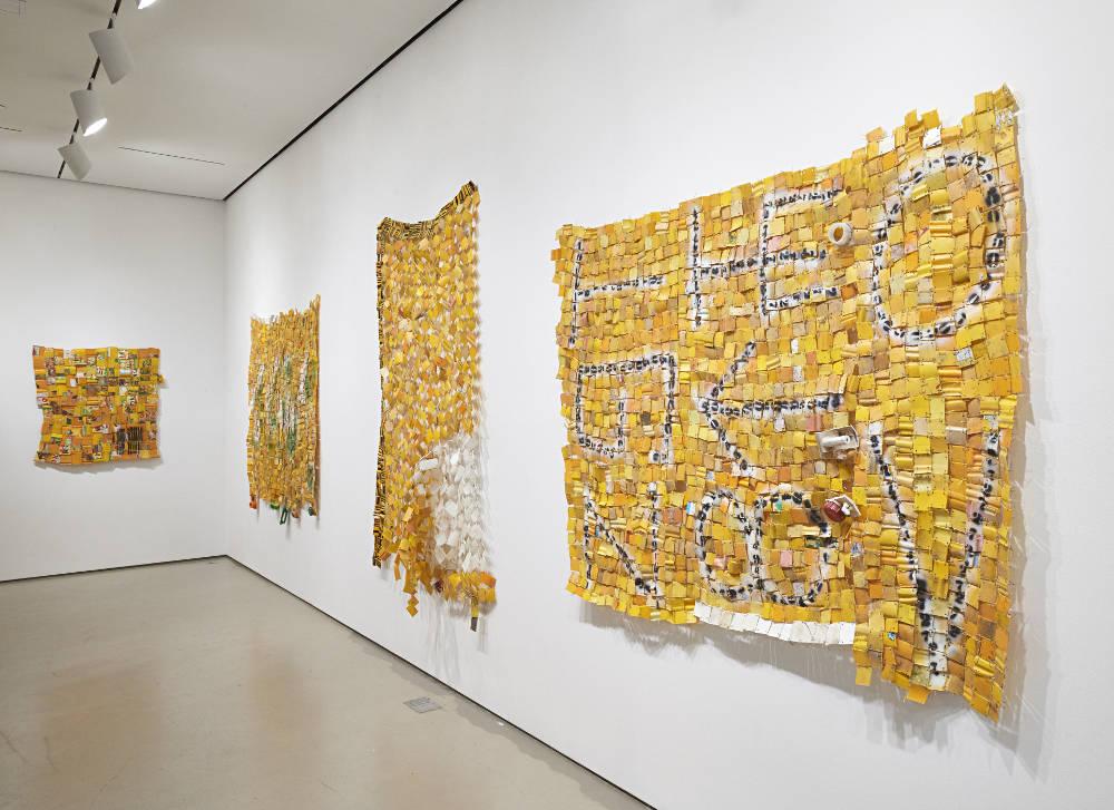 Jane Lombard Gallery Serge Attukwei Clottey 3