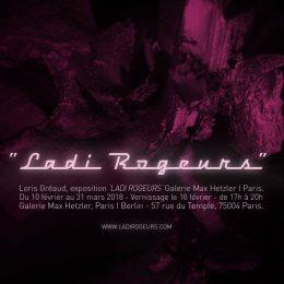 Loris Gréaud: Ladi Rogeurs @Galerie Max Hetzler, r. du Temple, Paris  - GalleriesNow.net