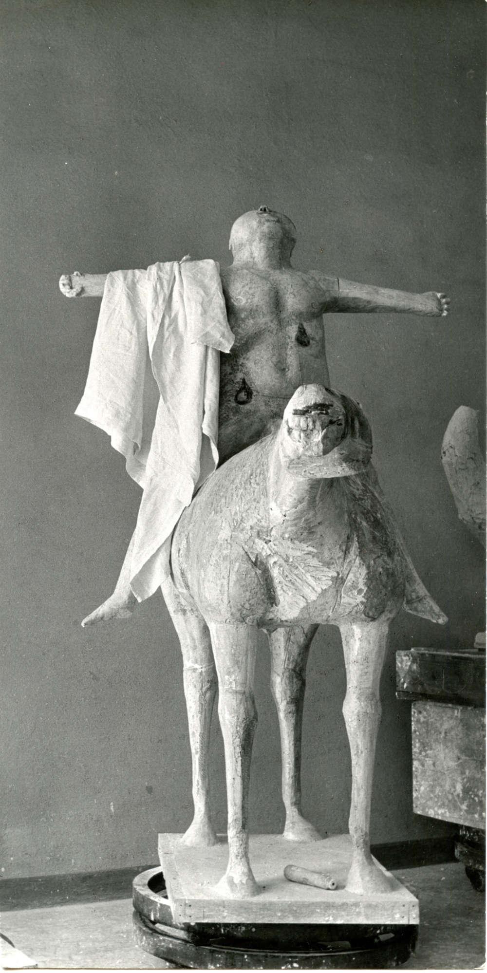 Marino Marini Cavaliere 1948