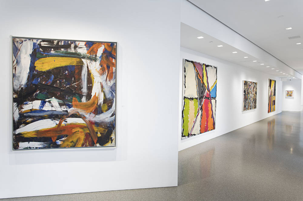 Michael Rosenfeld Gallery Michael Goldberg 1