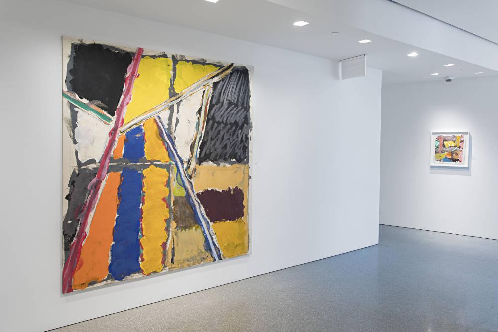 Michael Rosenfeld Gallery Michael Goldberg 3