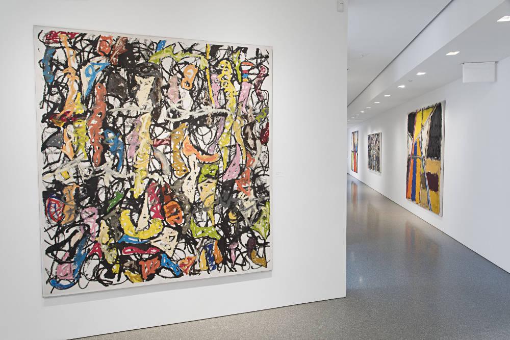 Michael Rosenfeld Gallery Michael Goldberg 4