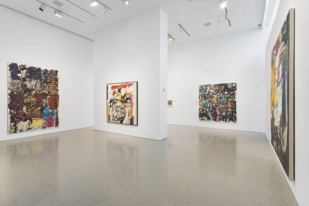 Michael Rosenfeld Gallery Michael Goldberg 5
