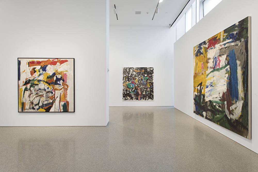 Michael Rosenfeld Gallery Michael Goldberg 6