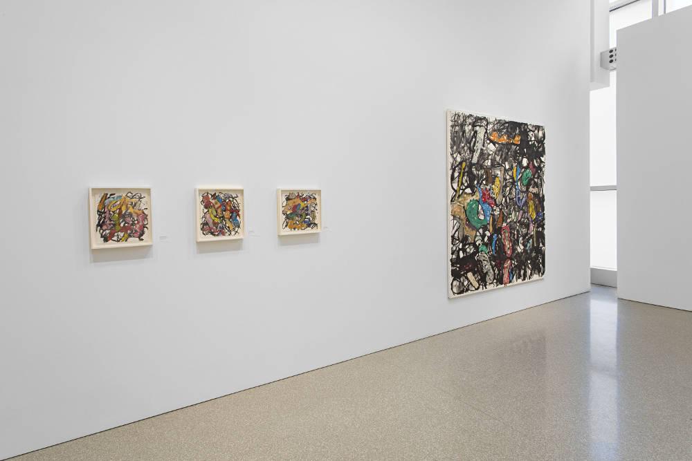 Michael Rosenfeld Gallery Michael Goldberg 7